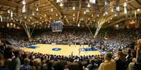Duke Basketball mural