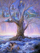 Tree Of Reverie mural