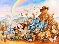 Book Image 15 mural