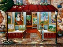 Galerie Des Beaux Arts mural