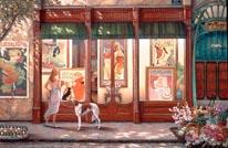 Galerie Des Affiches mural