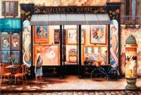 Galerie de la Danse mural