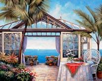 Ocean View Zaccheo mural