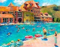 Glenwood Springs mural