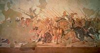 The Alexander Mosaic mural