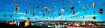Albuquerque Balloon Fiesta mural