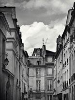 Paris Street Style mural