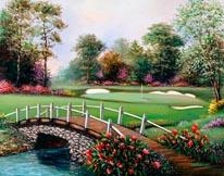 Bridge From Number Nine mural