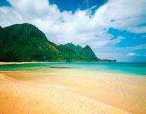 Makua Beach Kauai mural