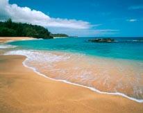 Lumahai Beach III Kauai mural