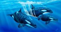Orcas Luterio mural