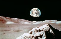 Earthrise mural