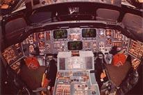 Shuttle Controls mural