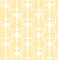 Nesting Chandeliers - Butter mural