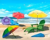Sun Screen mural