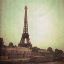 I Dream of Paris mural