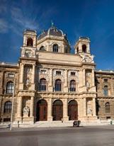 Art History Museum-Vienna Austria mural