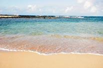 Poipu Beach Kauai Hawaii mural