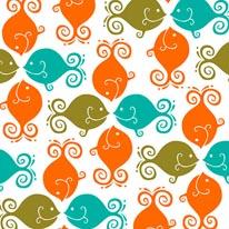 Sweet Fish mural