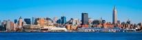 Midtown Manhattan From Hoboken mural