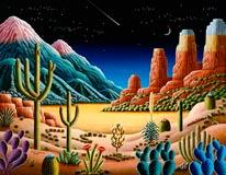 Desert Vision mural