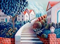 High Street mural