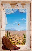 Sonoran Tapestry mural