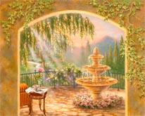 Tranquility Gelsinger mural