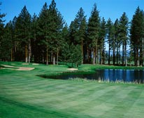 Edgewood Golf Club- 6th Hole mural