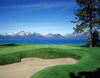 Edgewood Golf Club-16th Hole mural