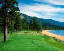 Edgewood Golf Club-17th Hole mural