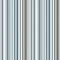 Simple Stripe - Blue mural