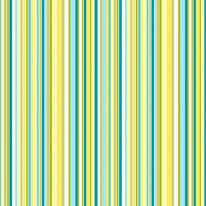Simple Stripe - Yellow Green mural