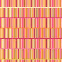Book Stripe - Bright Pink mural