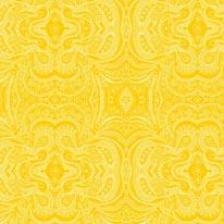Spring Garden - Yellow mural
