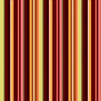 Geo Stripes - Neopolitan mural