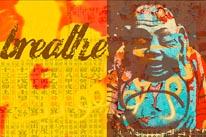 Buddhas Breathe mural