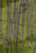 Bamboo Headboard 2 mural