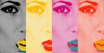 Kiss Me Now mural