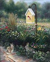 Kristis Garden mural