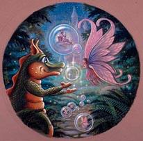 Dreamgiver II mural