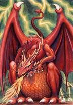 Red Dragon Spangler mural