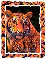 Tiger Love mural