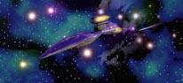 Starship Questnebula mural