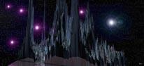 Space Castles mural