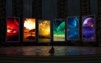 Portals mural