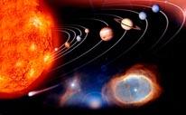 Planetary Photojournal Solar mural