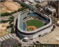 Yankee Stadium Rosspilot mural