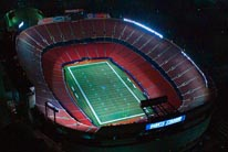 Giants Stadium-Nite mural