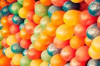 Balloons mural